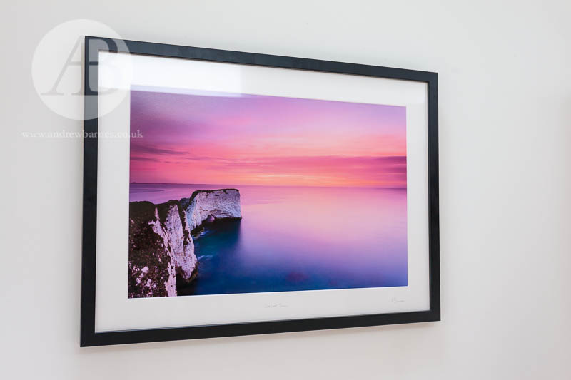 Dorset Dawn - Dawn at Old Harry Rocks, Dorset